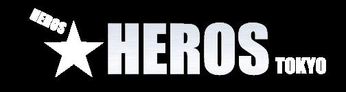 Rentboy │ HEROS TOKYO ロゴ